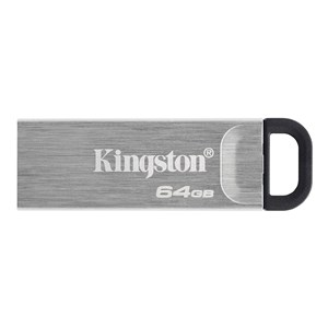 Technology DataTraveler Kyson USB flash drive 64 GB USB Type-A 3.2 Gen 1 (3.1 Gen 1) Silver