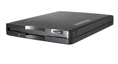 """Image of   Floppy Disk Drive, USB-tilsluttet læser til 3,5"""" floppydiske"""