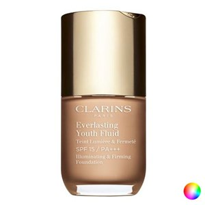Image of   Flydende makeup foundation Everlasting Youth Clarins (30 ml) 110 - amber 30 ml
