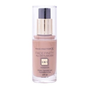 Image of   Flydende makeup foundation Face Finity 3 In 1 Max Factor 65 - rose