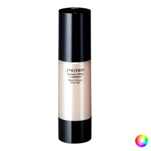 Image of   Flydende makeup foundation Radiant Lifting Shiseido 040-fair okker 30 ml