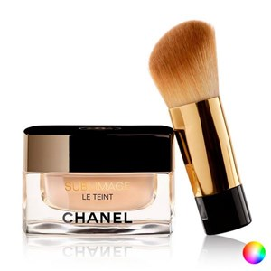 Image of   Flydende Makeup Foundation Sublimage Le Teint Chanel B60 - Beige - 30 ml
