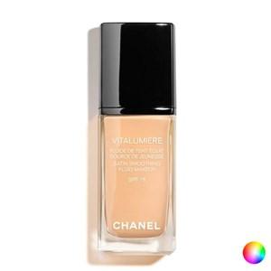 Image of   Flydende makeup foundation Vitalumière Chanel 70 - beige 30 ml
