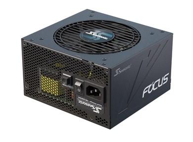 Image of   FOCUS-GX-550 enhed til strømforsyning 550 W ATX Sort