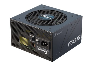 Image of   FOCUS-GX-650 enhed til strømforsyning 650 W ATX Sort