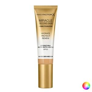 Før Base Makeup Max Factor Spf 20 6-golden medium