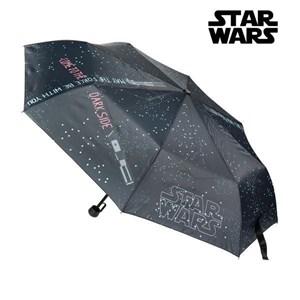 Foldbar Paraply Star Wars (ø 97 cm) Sort