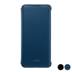 Image of   Folie Cover til Mobiltelefon Huawei P Smart Plus 2019 Wallet Sort