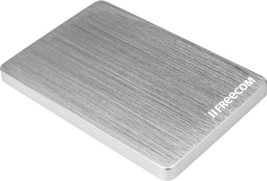 Image of   mSSD Mobile Drive Metal Slim USB 3.1 240GB Silver