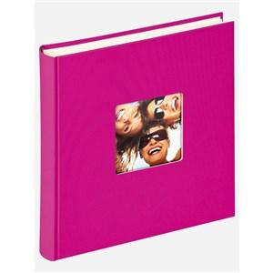Image of   Fun fotoalbum og arkbeskyttelse Pink 100 ark L