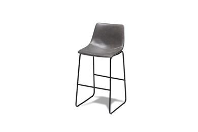 Image of   2 stk Indiana barstol grå
