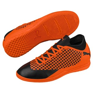 Image of   Future 2.4 IT Jr Football Male Black,Orange