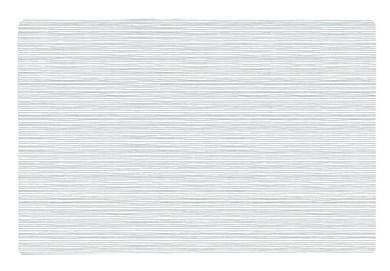 Image of   252233 dækkeserviet Rektandel Grå, Hvid 1 stk