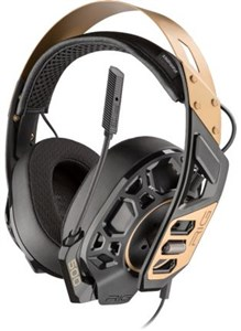 Image of   Gaming Headset PC/PS4/XBOX RIG500PRO Metal Headband Guld