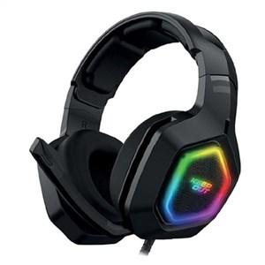 Gaming høretelefon med mikrofon KEEP OUT HX901 LED RGB PS4/PC