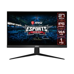 Gaming skærm MSI Optix G271 27″ Full HD IPS 144 Hz Sort