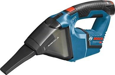 Image of   GAS 12V Professional håndholdt støvsuger Poseløs Sort, Blå, Rød