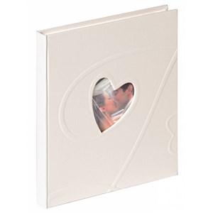 Image of   GB-121 fotoalbum og arkbeskyttelse Hvid 144 ark