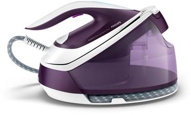 Image of   GC7930/30 strygejern Dampstrygejern SteamGlide Plus strygesål Violet 2400 W