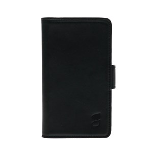 Wallet Sort Til 2 Kort HTC M8S /E /Ace /SW /ST
