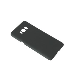 Mobil Cover Sort Samsung Galaxy S8 Plus