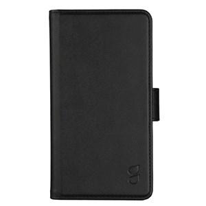 Wallet Sort Til 3 Kort LG K4 (2017)