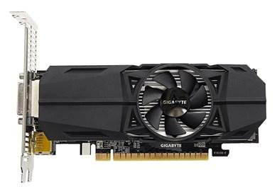Image of   GeForce GTX 1050 Ti OC Low Profile 4G 4 GB GDDR5