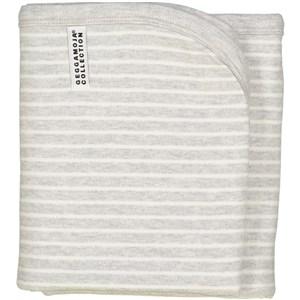 Image of   Babyfilt Classic Grey Stripe