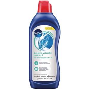 Image of   GEL753 Opvaskemaskine rengøringsmiddel + rensehjælp + salt Gele 750 ml 1 stk