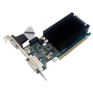Image of   GF710GTLH1GEPB grafikkort NVIDIA GeForce GT 710 1 GB GDDR3