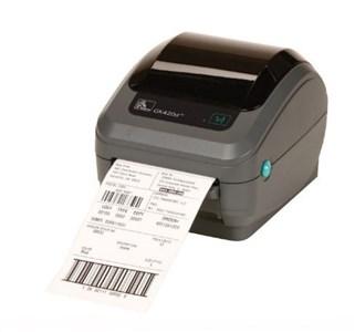 Image of   GK420d etiketprinter Direkte termisk 203 x 203 dpi Ledningsført