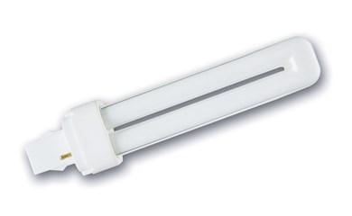 Image of   0025912 neonlampe 10 W G24d-1 Varm hvid B