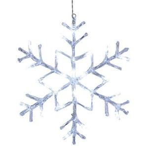 Image of   583-91 dekorativ belysning Dekorativ lysfigur Transparent 24 Lampe( r) LED 1,44 W