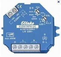 Billede af EUD61NPN-UC lysdæmper Lysdæmper & kontakt Monterbar Blå, Hvid