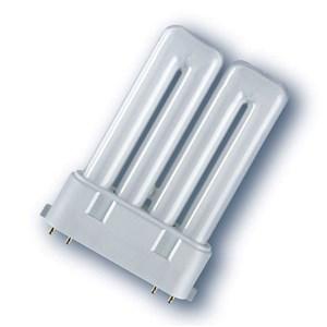 Image of   0027830 neonlampe 24 W 2G10 Hvid, Varm hvid