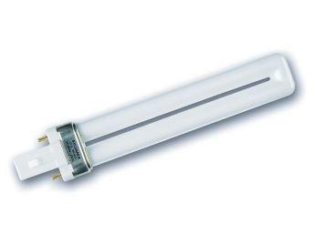 Image of   0025891 neonlampe 11 W G23 Kold hvid A