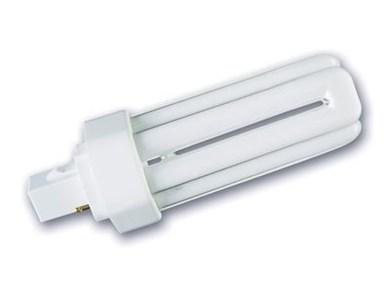 Image of   0027801 neonlampe 18 W GX24d-2 Varm hvid B