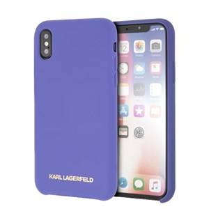 Image of   Gold Logo case for iPhone X/XS, silicone, soft touch, p