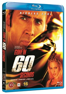 Gone In Sixty Seconds - Blu Ray