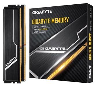 GP-GR26C16S8K2HU416 hukommelsesmodul 16 GB 2 x 8 GB DDR4 2666 Mhz