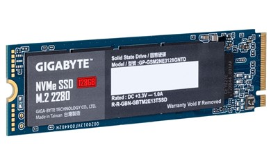 GP-GSM2NE3128GNTD intern solid state drev M.2 128 GB PCI Express 3.0 NVMe