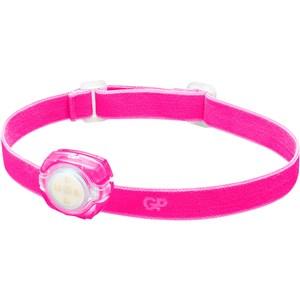 Image of   CH31 Hovedbånd lommelygte Pink LED