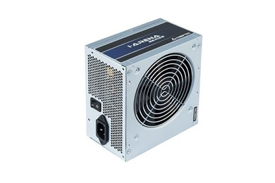 Chieftec GPB-400S power supply unit 400 W 20+4 pin ATX PS/2 Silver