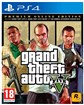 Rockstar Grand Theft Auto V: Premium Edition, PS4 Engelsk PlayStation 4