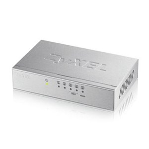 Image of   Kontakt ZyXEL GS-105BV3-EU01 5 p 10 / 100 / 1000 Mbps