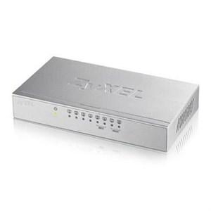 Image of   GS-108B V3 Unmanaged L2+ Gigabit Ethernet (10/100/1000) Silver