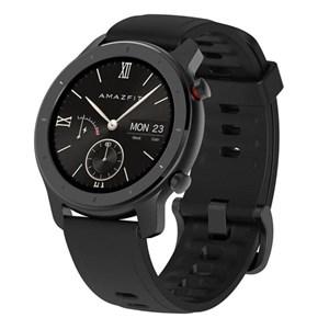 "Image of GTR 42 smartwatch Sort AMOLED 3,05 cm (1.2"") GPS (satellit)"