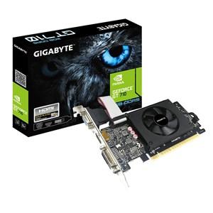 GV-N710D5-2GIL grafikkort NVIDIA GeForce GT 710 2 GB GDDR5