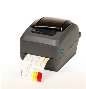 Image of   GX430t etiketprinter Termisk overførsel 300 x 300 dpi Ledningsført