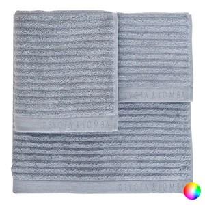 Billede af Håndklædesæt Devota & Lomba (3 pcs) Grå
